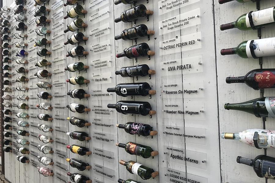 ワインの城
