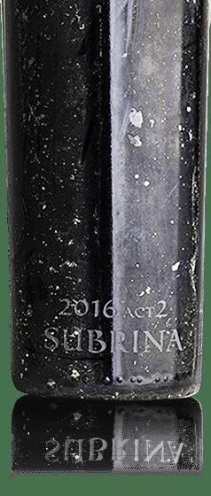 海底熟成ワインSUBRINA ACT2
