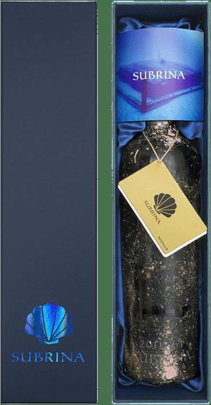 海底熟成ワインSUBRINA ACT1