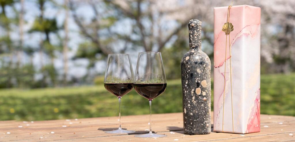 海底熟成 赤ワイン