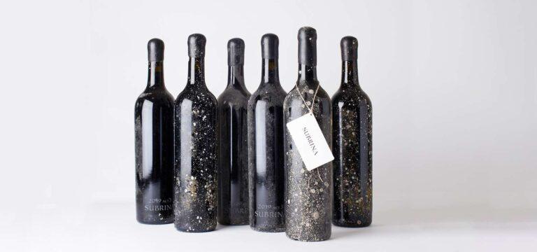 海底熟成ワインSUBRINA
