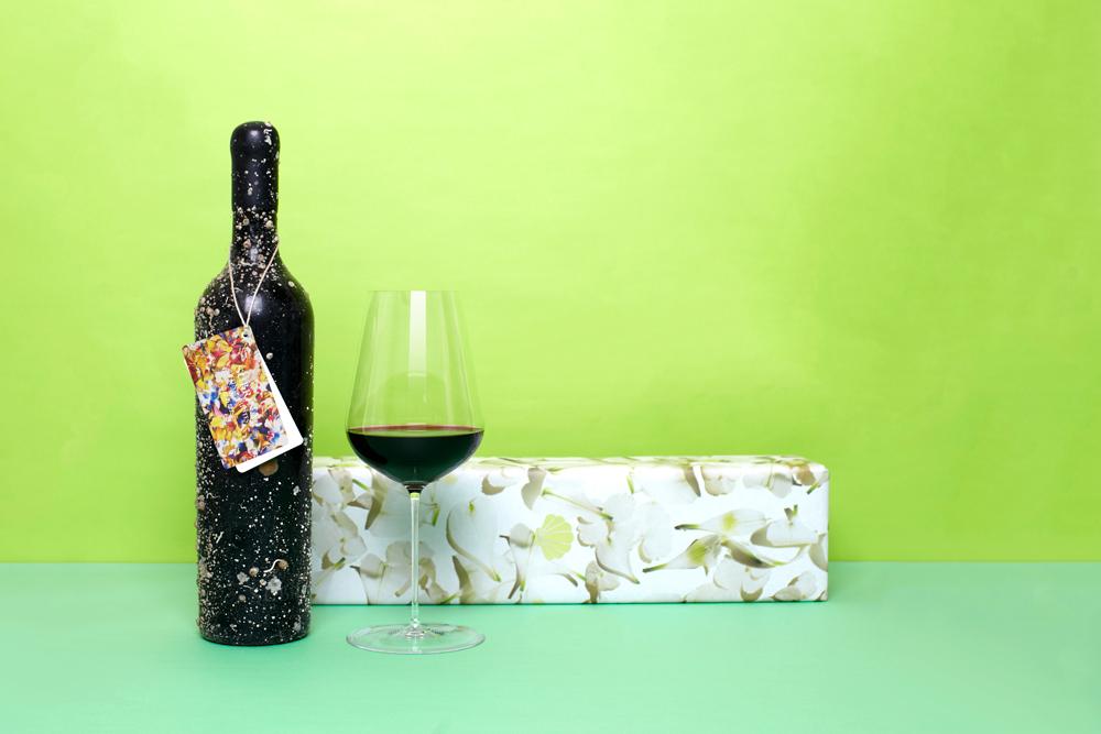 海底熟成ワイン